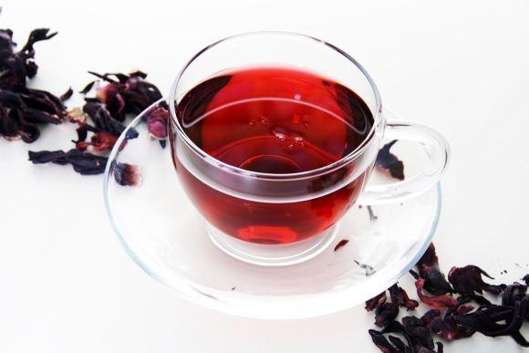 Польза красного чая