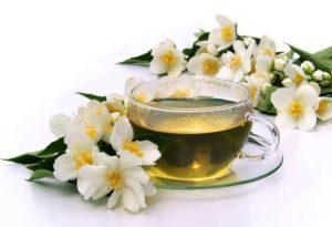 Черный чай с жасмином и его польза