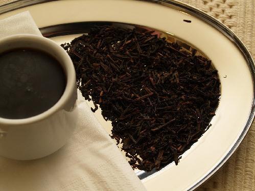 Черный чай от поноса