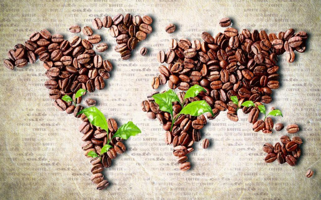 Топ 10 стран, которые производят кофе