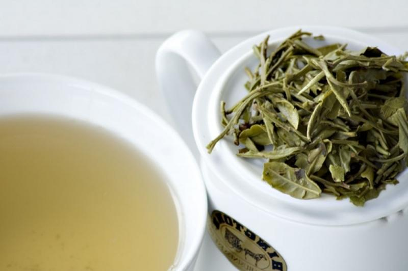 Разновидности белого чая