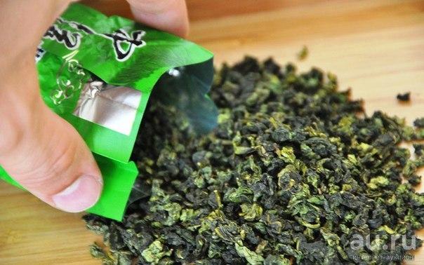 Зеленый китайский чай виды