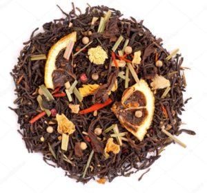 Антиоксидантный чай по-гилийски