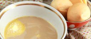 Калмыцкий чай джамба. Рецепт
