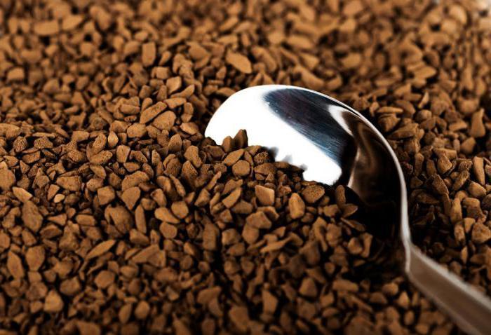 Сублимированный кофе. Производство кофе