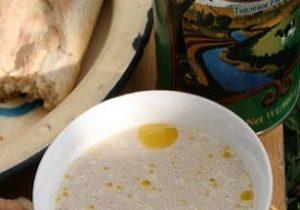 Таджикский чай Ширчой. Рецепт приготовления