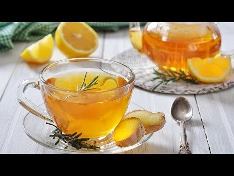 Рецепт чая с лимоном и фенхелем