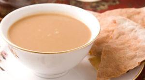 Праздничный чай по-киргизски