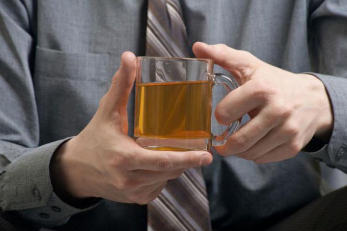 Зеленый чай вред и польза для мужчины
