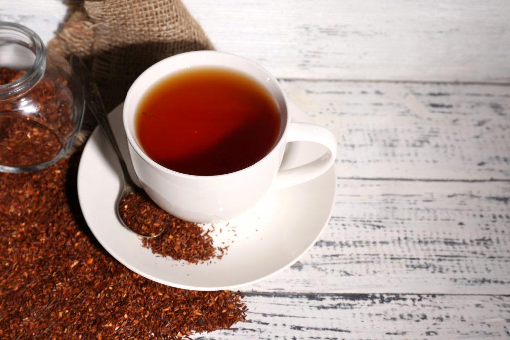 Чай ройбуш. Полезные свойства