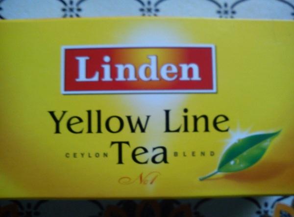 Пример подделки чая Липтон