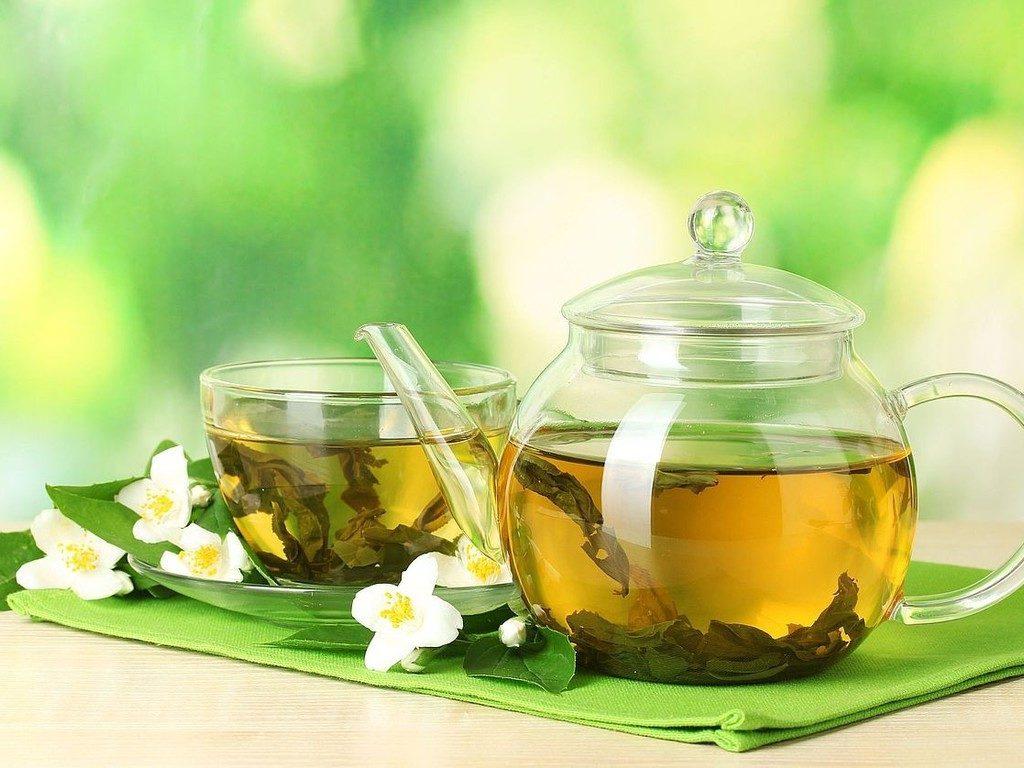 Рецепт зеленого чая с жасмином