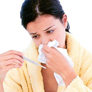 Простудные болезни