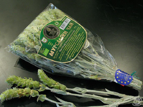 Мурсальский чай