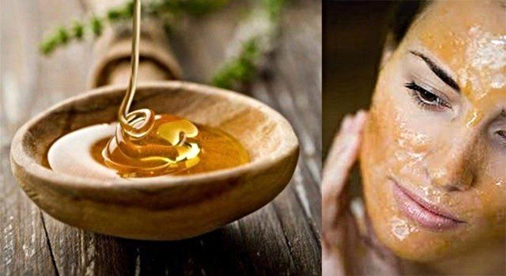 Маски для лица из натурального меда